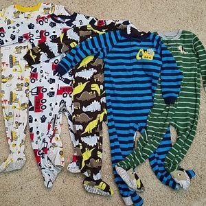 Carter's 3T Fleece Pajammas